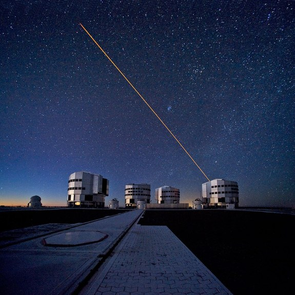 laser guide star adaptive optics