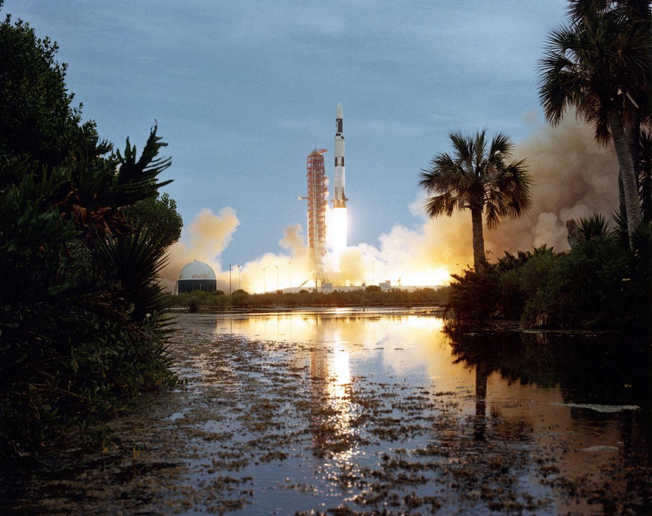 The Last Saturn V