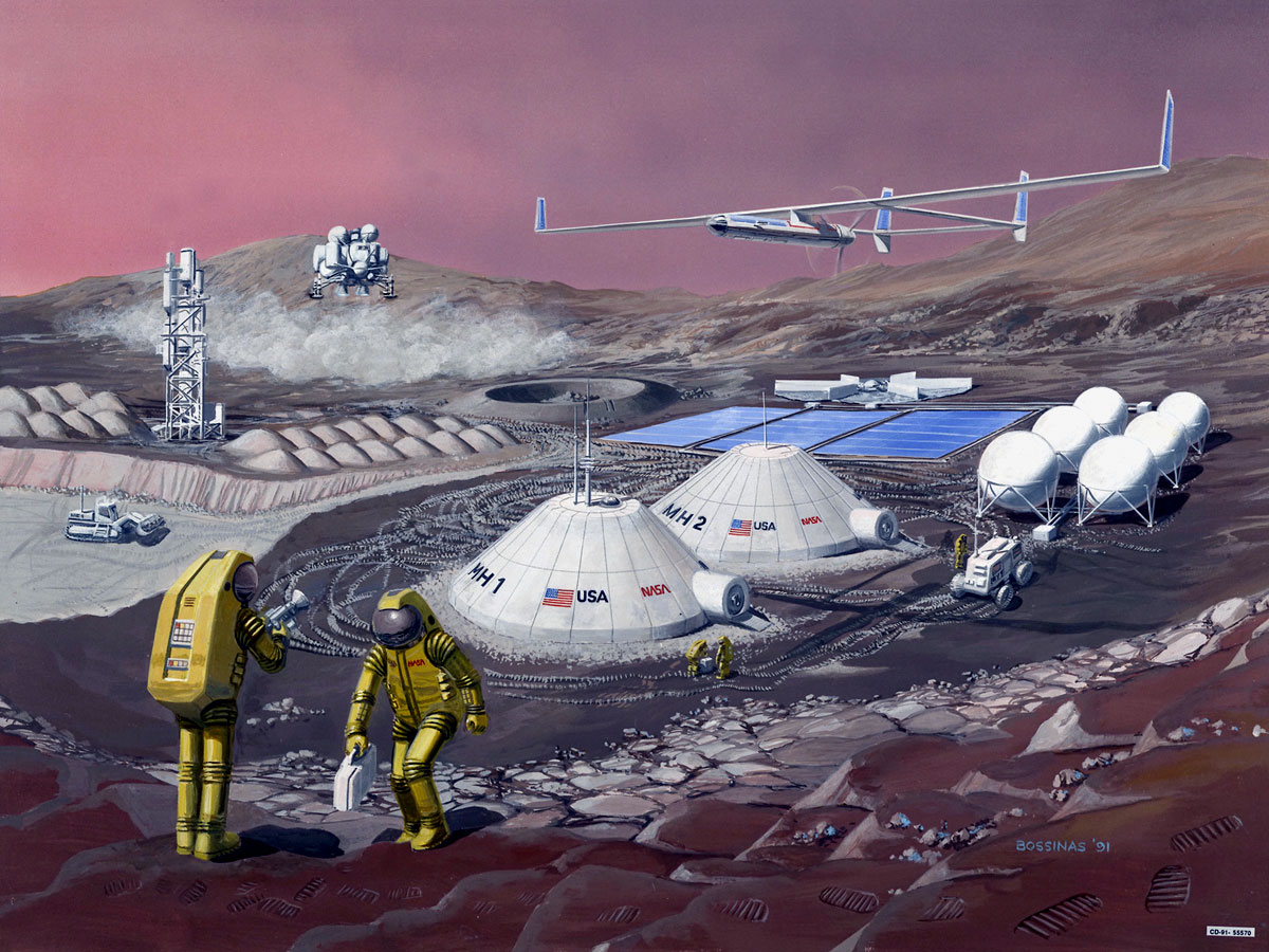 NASA Funds 2 New Research Institutes to Help Humanity Explore Deep Space