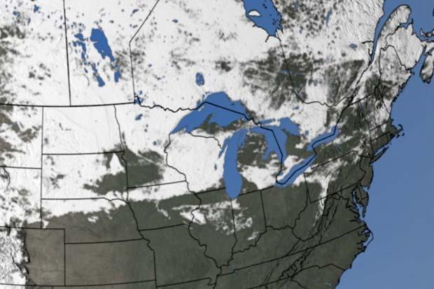 Monitoring Snow Changes: NASA Scientist Dalia Kirschbaum Explains | Video