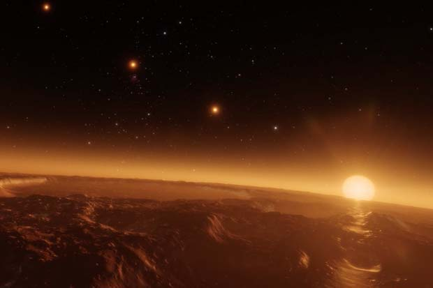 TRAPPIST-1 is 'Most Incredible Star System to Date' - 5 Amazing Facts | Video