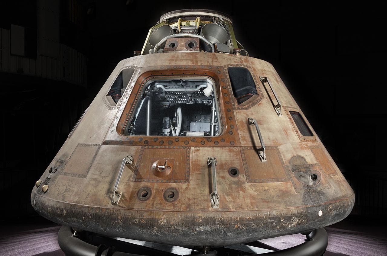 Smithsonian to Launch Apollo 11 Columbia Spacecraft on National Tour