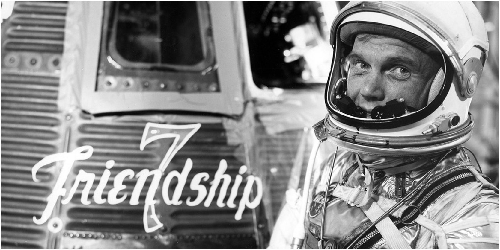 John Glenn's Orbital Mission Tested the Mysteries of the Human Body in Space