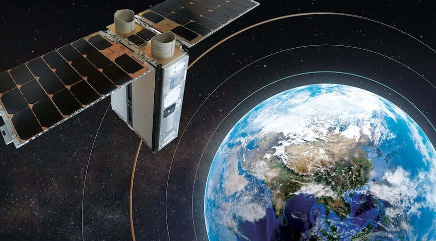 Inmarsat & AVI's Satellite Data-Relay Service Exits Stealth Mode After Months of Secret, In-Space Tests