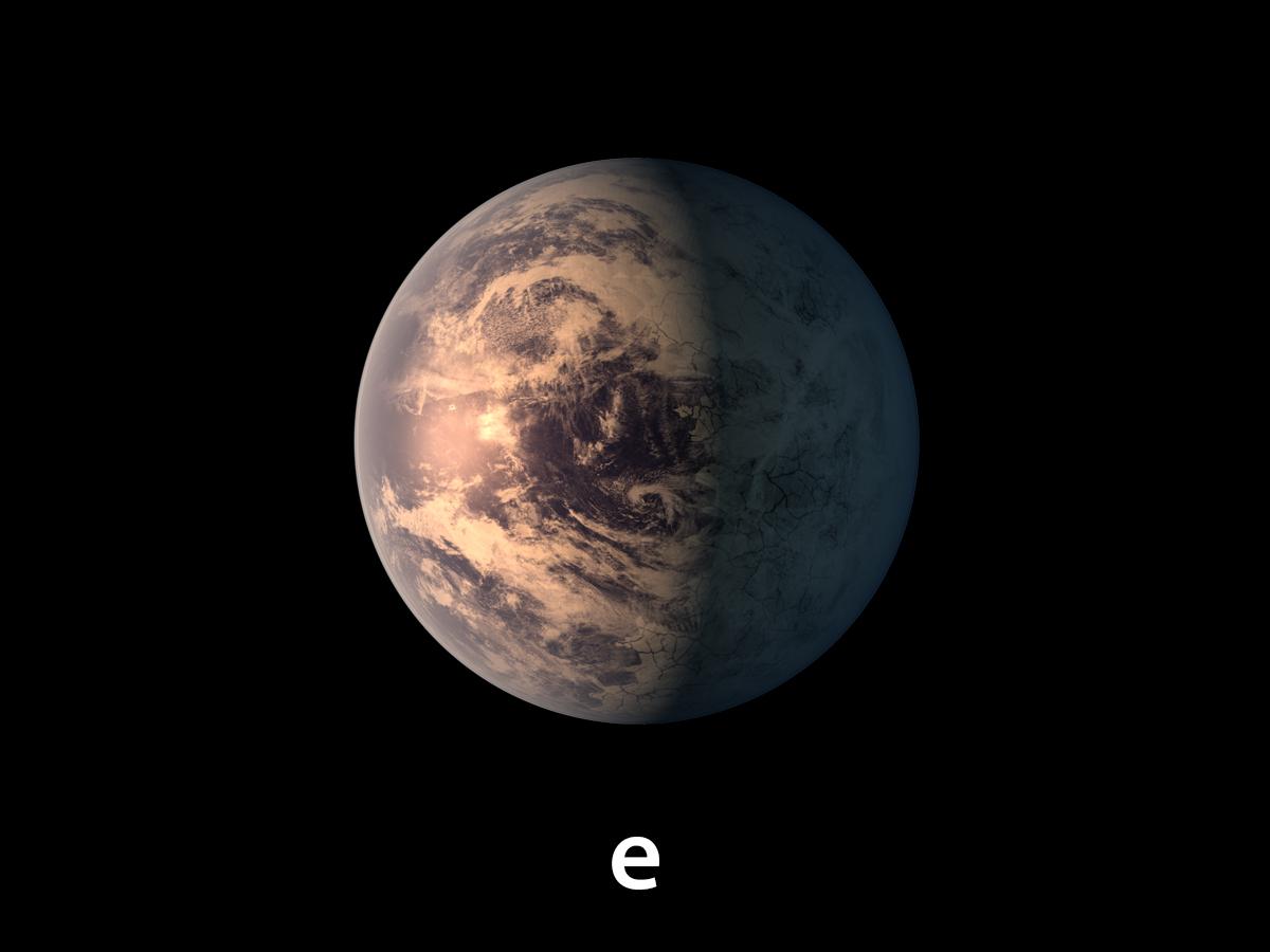 TRAPPIST-1e