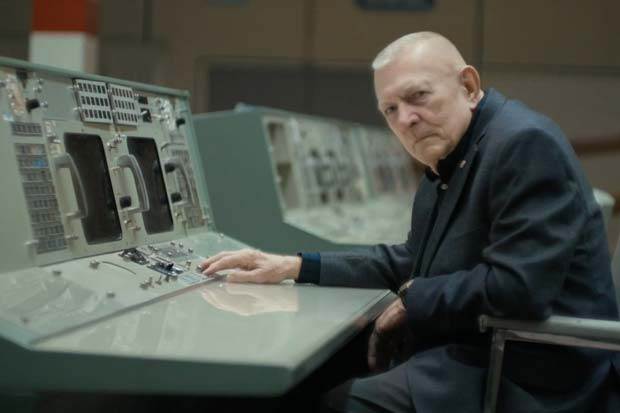 'Mission Control: The Unsung Heroes of Apollo' - Trailer Features NASA Legends