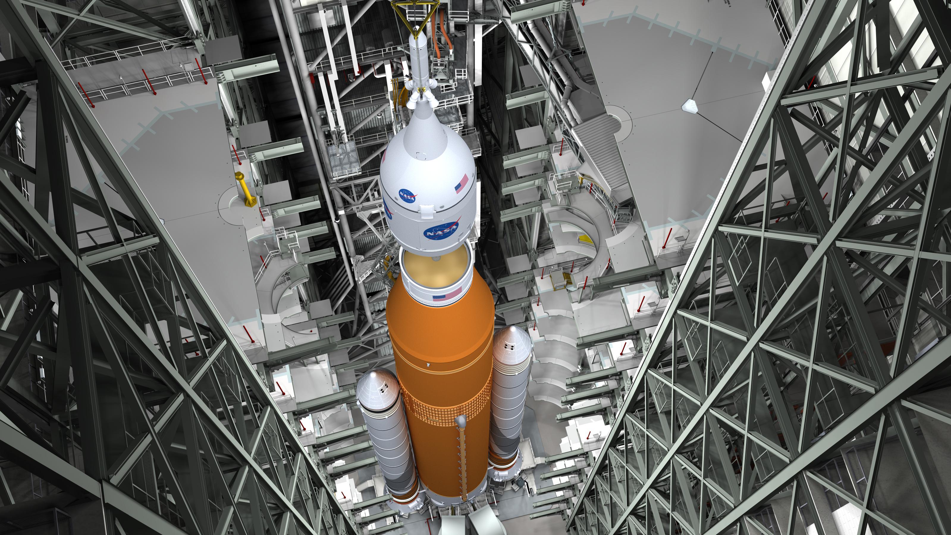 Listen Live Now: NASA Debates Adding Crew to First Orion Flight