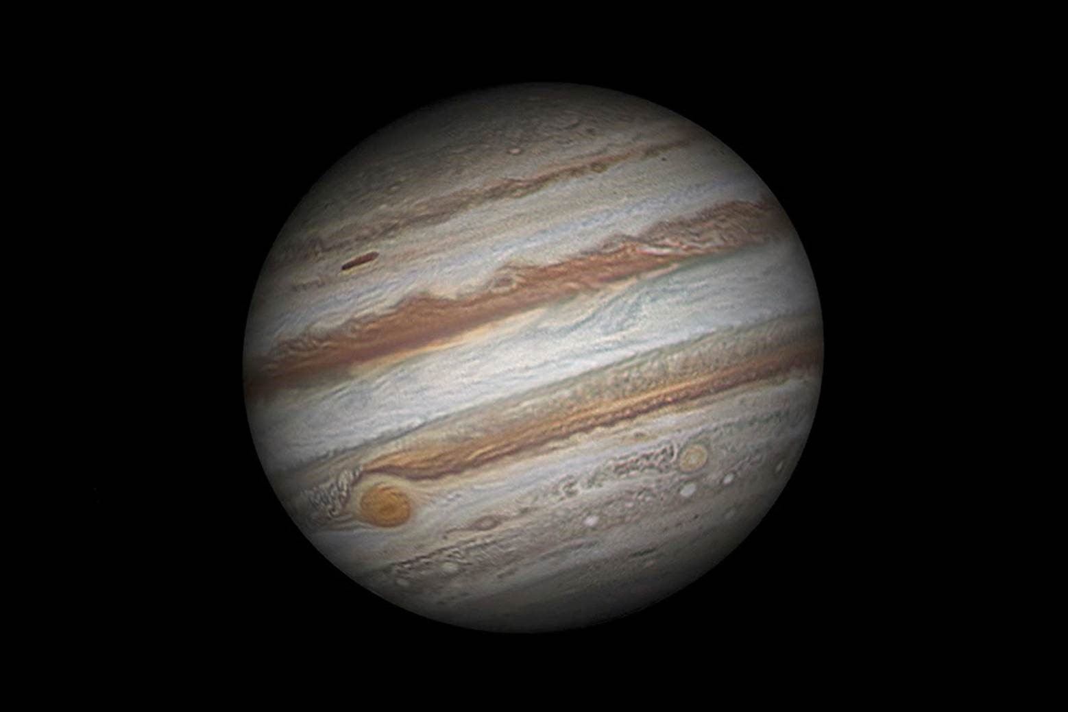 Jupiter is a Feast for the Eyes In New Time-Lapse Animation (Video)