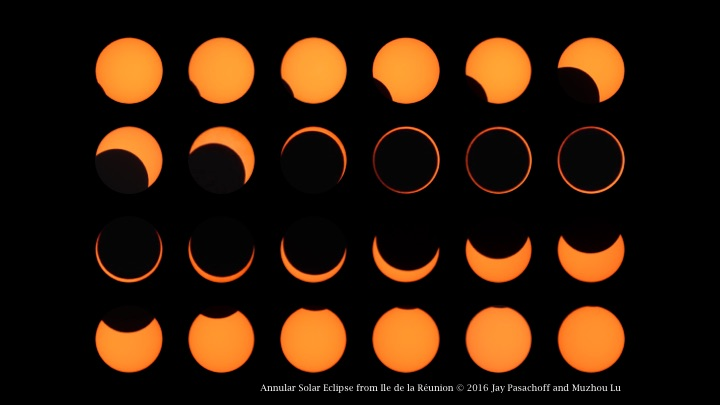 Scientists Practice Total Eclipse Science During Annular Solar Eclipse Sunday