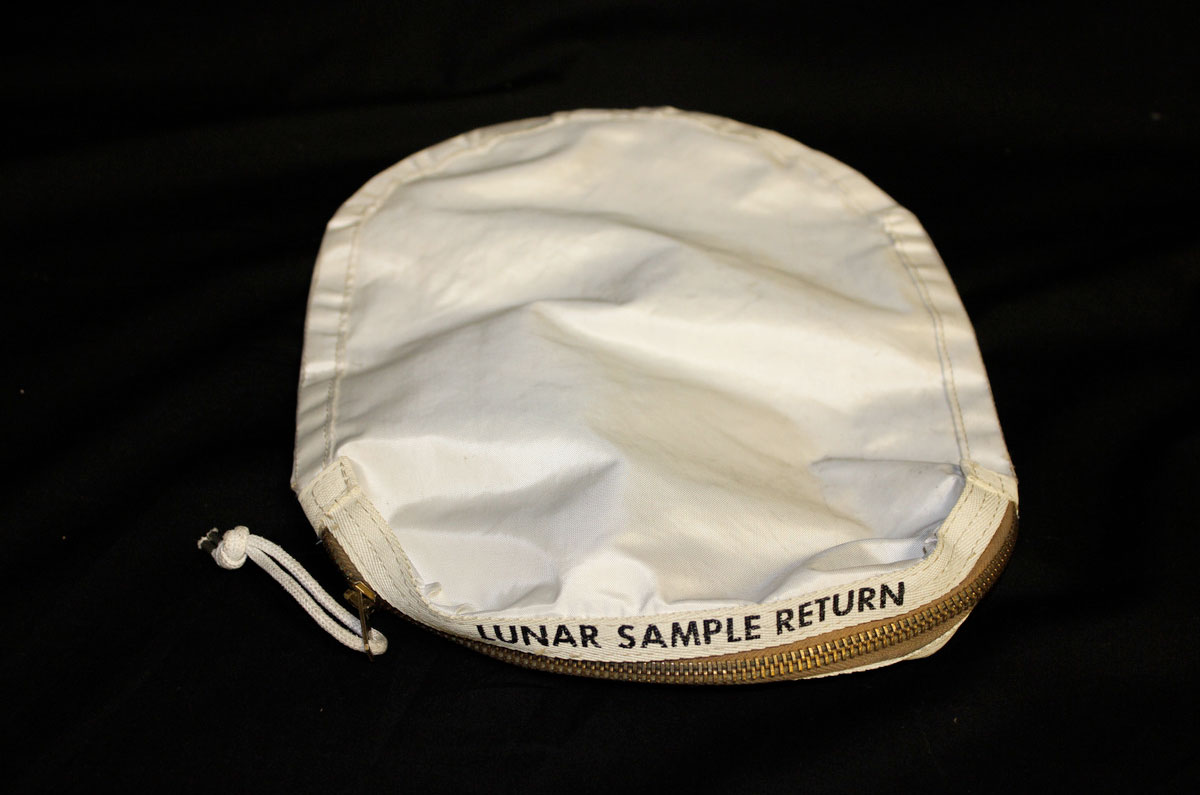 NASA to Turn Over Apollo 11 Moon Rock Bag to Auction Winner, Per Court Order