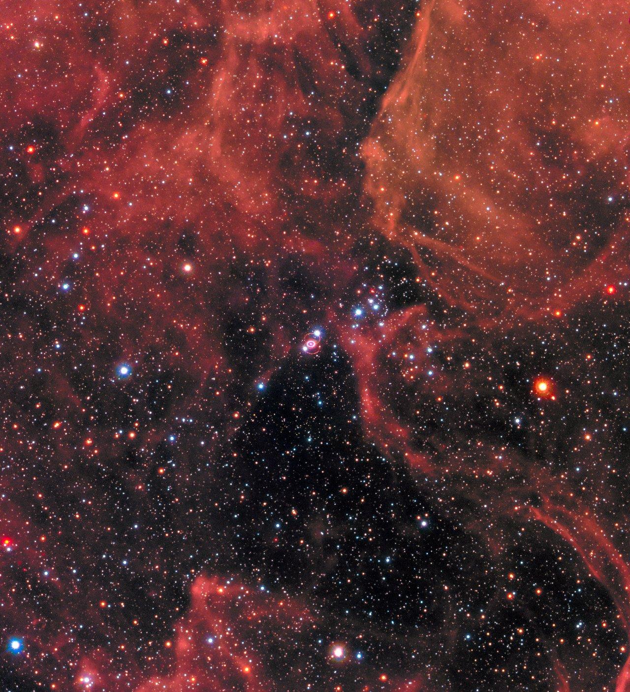 Historic Supernova Explosion Still Shines Bright After 30 Years