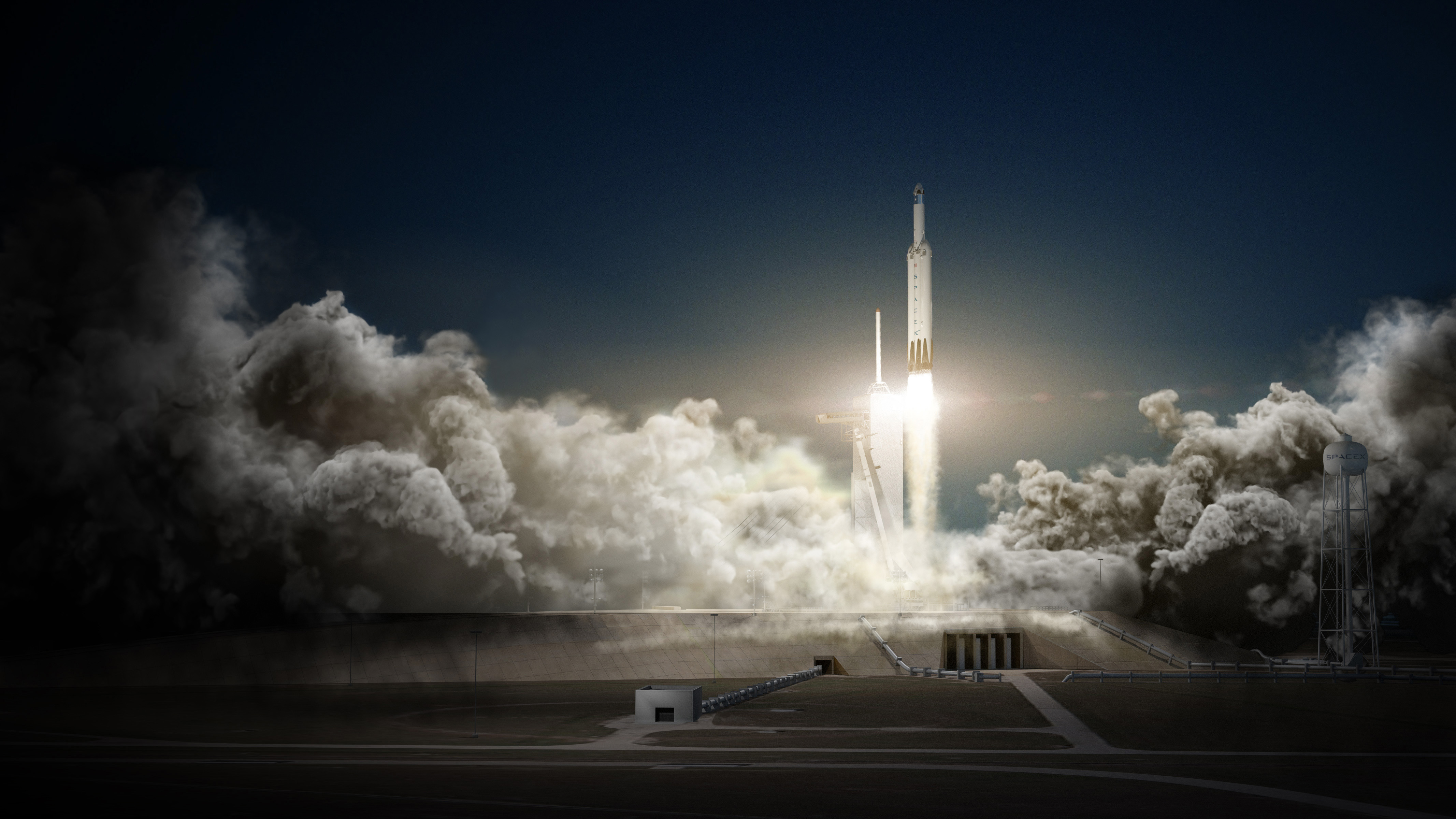 SpaceX to Fly Passengers On Private Trip Around the Moon in 2018