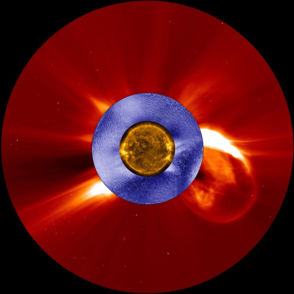 Solar Storm Warning: New Tool Could Help Protect Astronauts