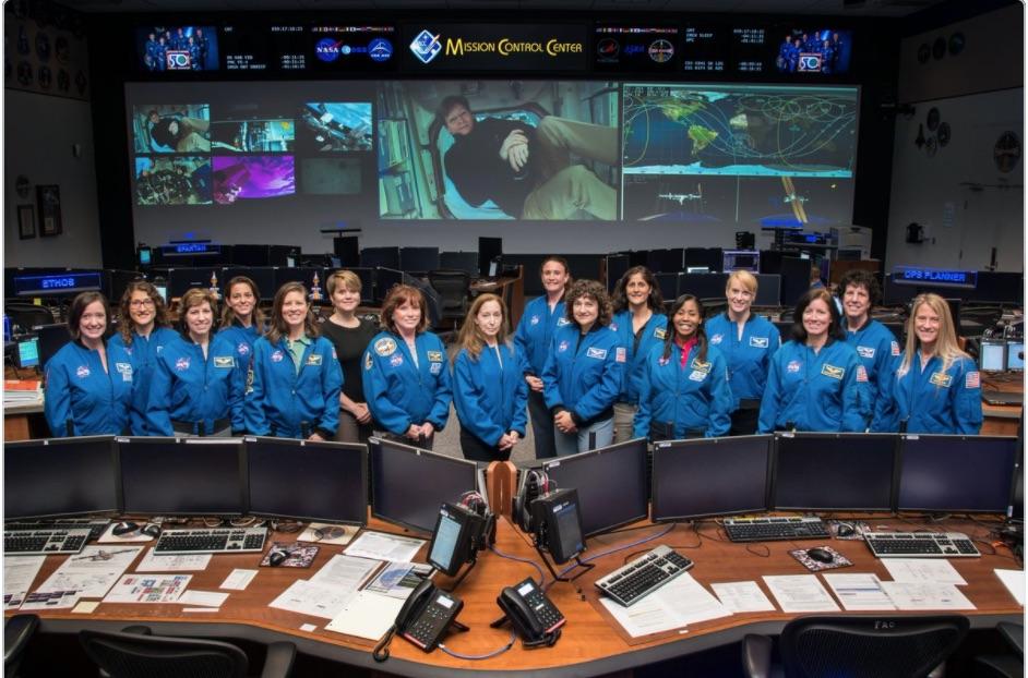 NASA Celebrates International Women's Day with New Virtual Tour