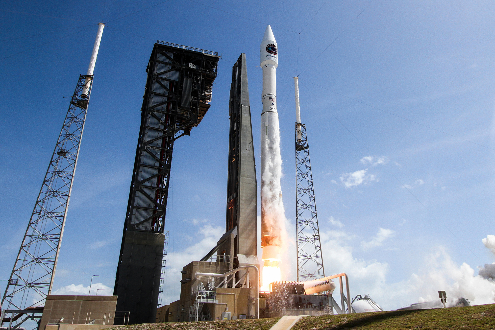 Belated Easter baskets blast off to the Space Station
