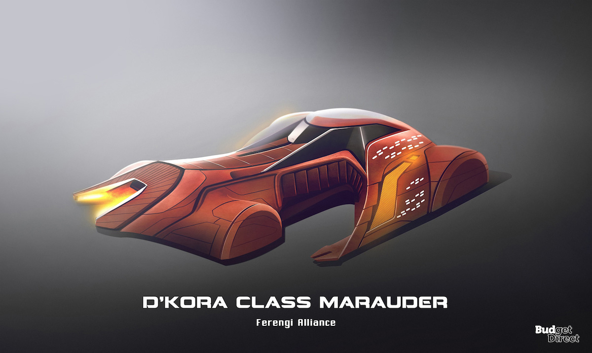 D'Kora Class Marauder